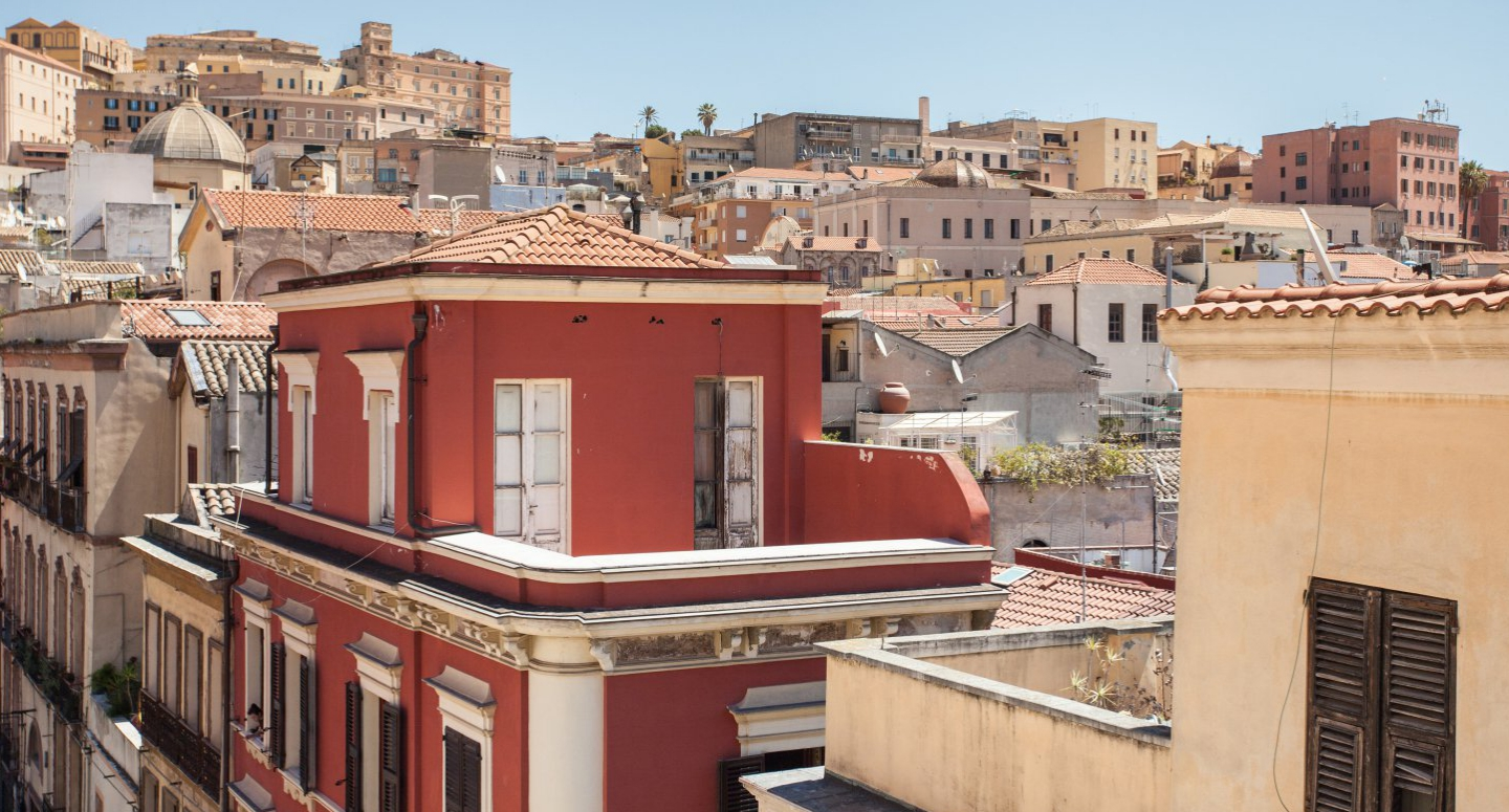 BOOK YOUR HOLIDAY OR BUSINESS TRIP TO CAGLIARI